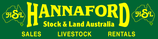 Hannaford Stock & Land Australia - logo